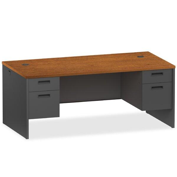 97000 Modular Pedestal Executive Desk by Lorell