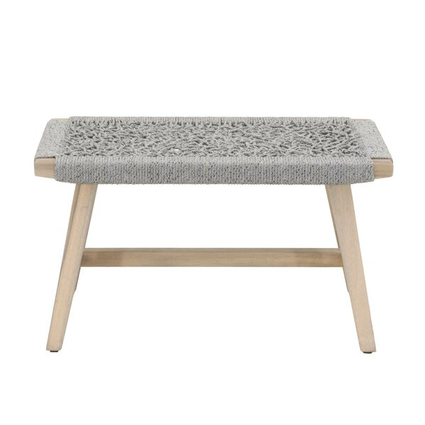 Minidoka Accent Stool by Bungalow Rose