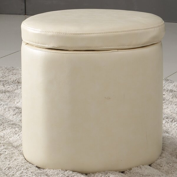 Castillian Storage Ottoman by NOYA USA