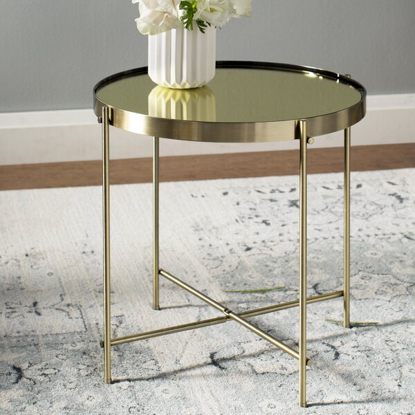 Blalock End Table by Mercury Row