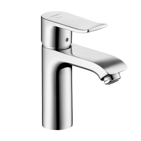 Metris E 110 Hole Faucet by Hansgrohe