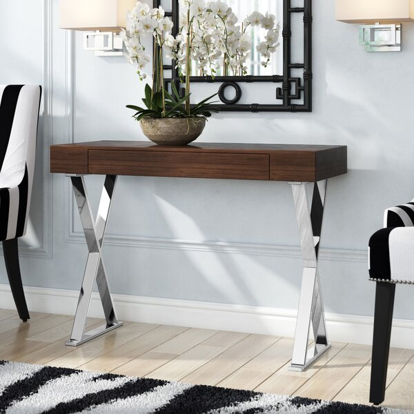 Kerner Console Table by Everly Quinn