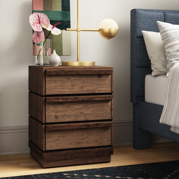 Reign 2 Drawer Nightstand by Foundstone