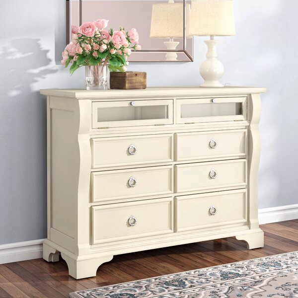 Rosehill 6 Drawer Double Dresser by Lark Manor