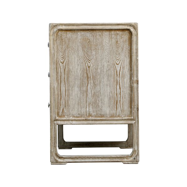 Clodagh 3 Drawer Dresser by World Menagerie