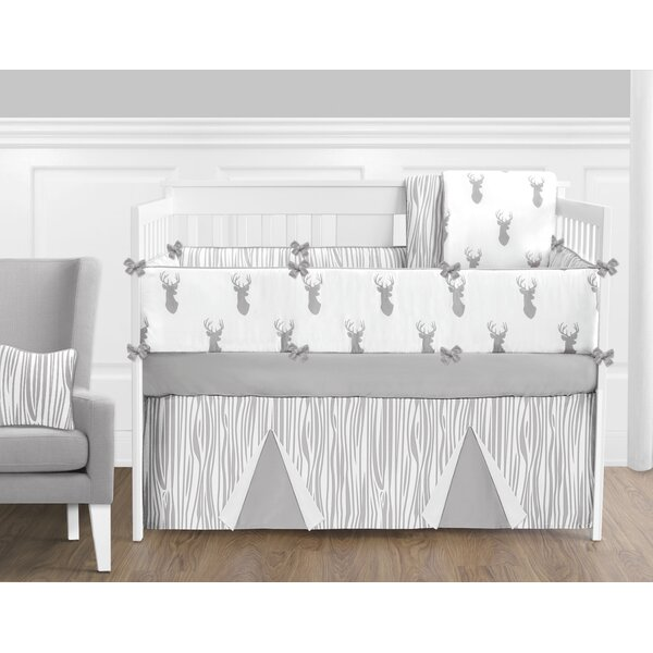 Stag 9 Piece Crib Bedding Set by Sweet Jojo Designs