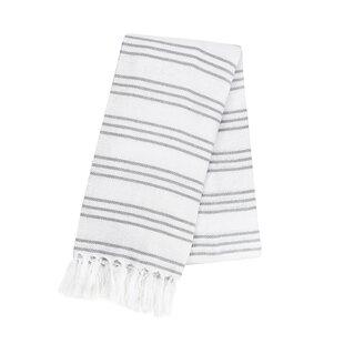 Dinges Triple Strip Cotton Throw