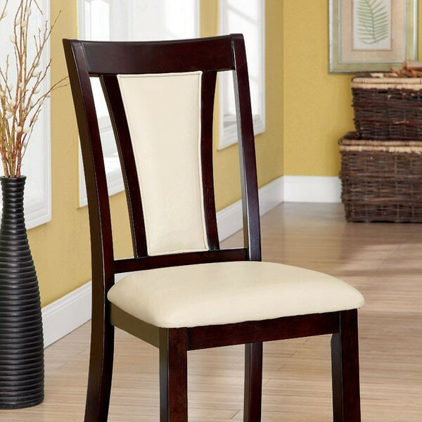 Mingus Upholstered Dining Chair by Alcott Hill