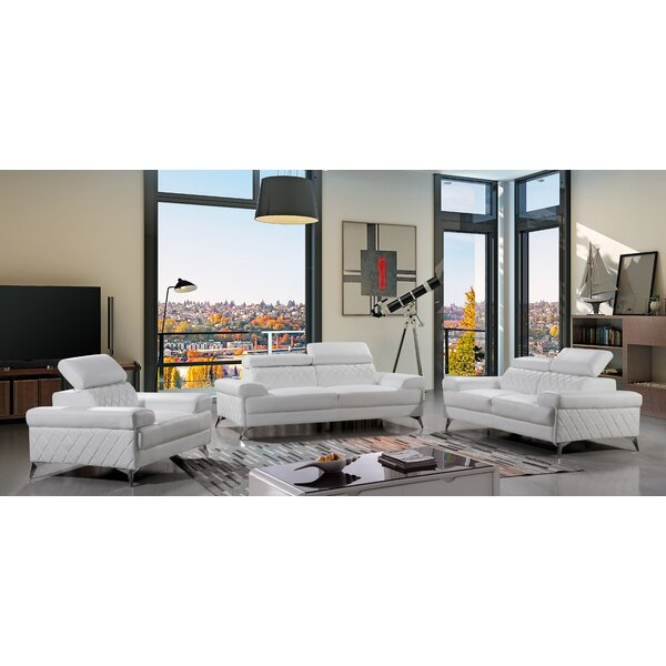 Strafford 2 Piece Living Room Set by Orren Ellis