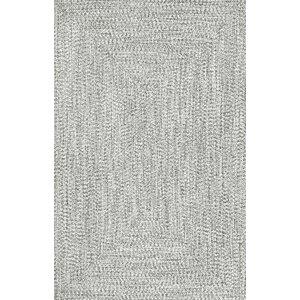 Kulpmont Gray Indoor/Outdoor Area Rug