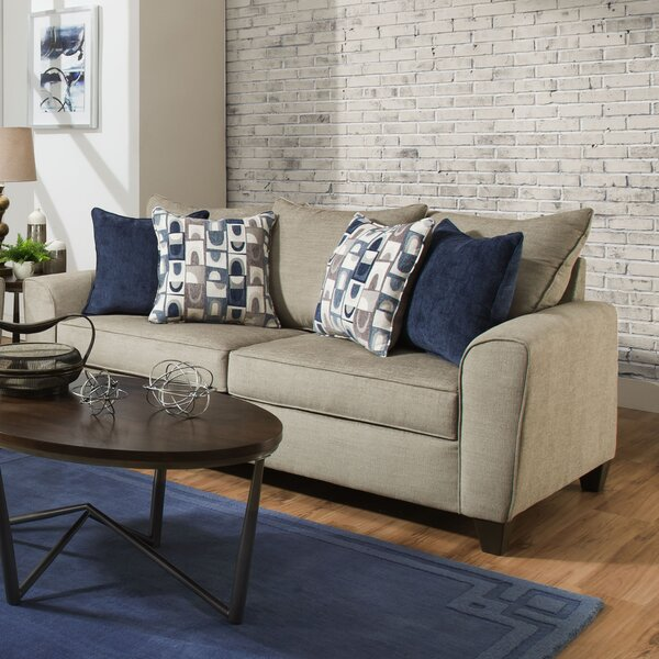 New High-quality Henslee Sofa by Alcott Hill by Alcott Hill