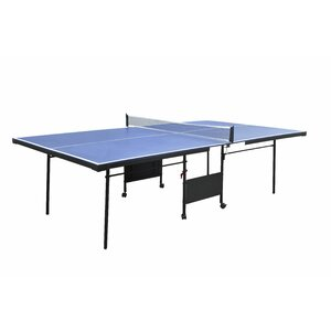 Official Size 9' Table Tennis Table