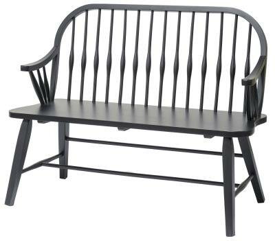 Hallam Wood Bench by Chelsea Home
