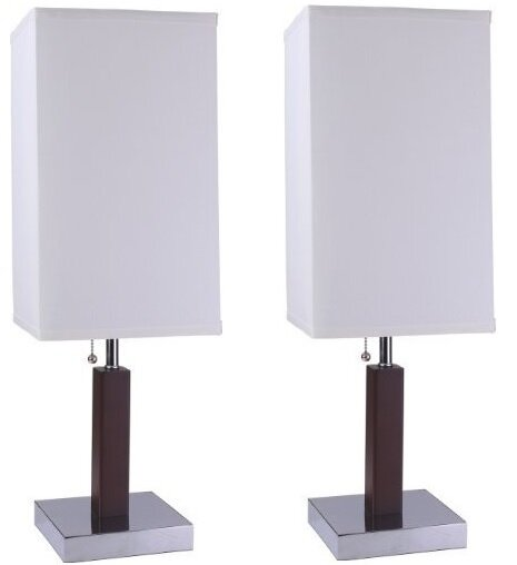 Brennon 26 Table Lamp (Set of 2) by Latitude Run