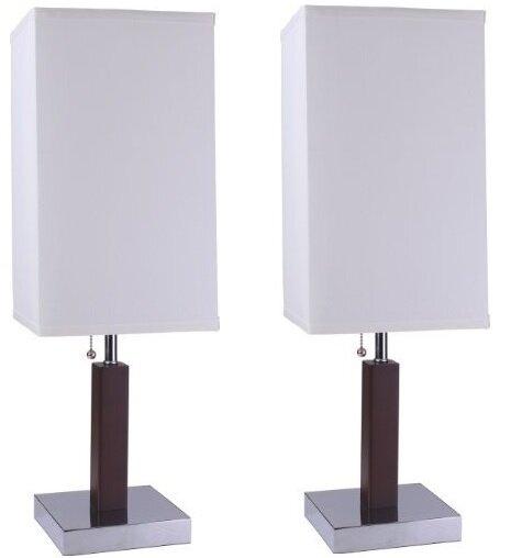 Brennon 26 Table Lamp (Set of 2) by Latitude Run
