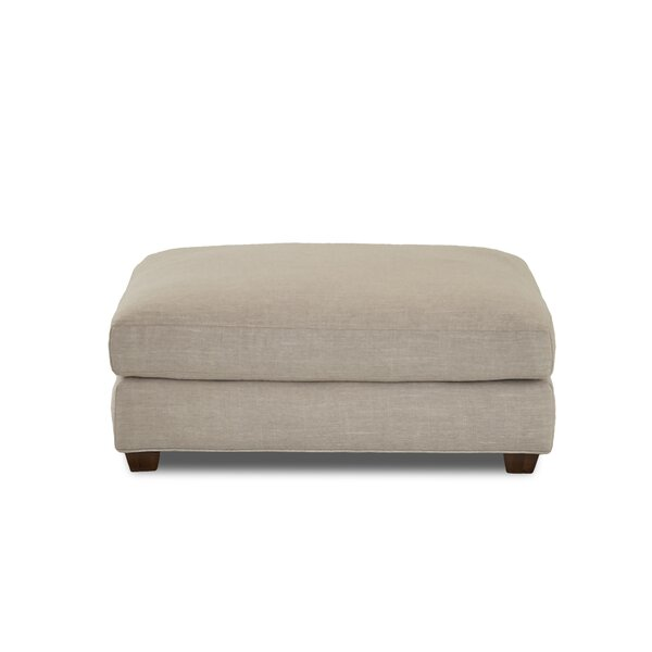 Bellock Ottoman by Canora Grey