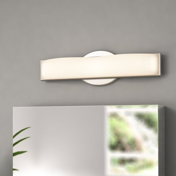 Aida 1-Light LED Bath Bar by Corrigan Studio