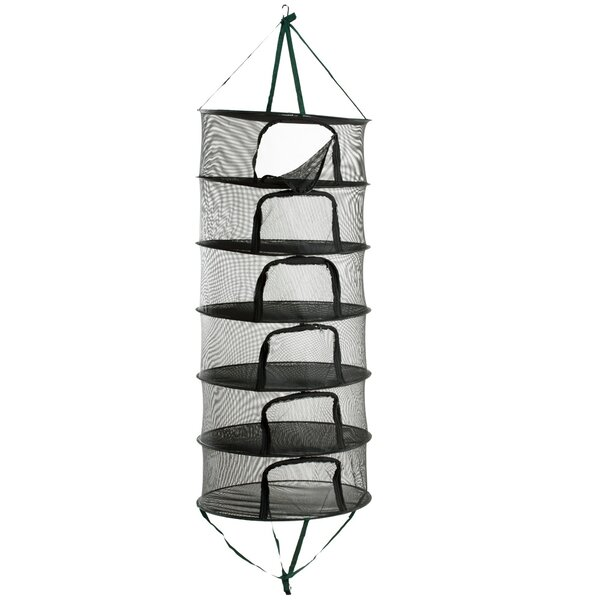 Dry Rack with Zipper by Hydrofarm