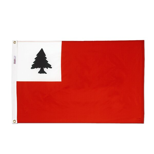 Nylon Continental Traditional Flag by Annin Flagmakers