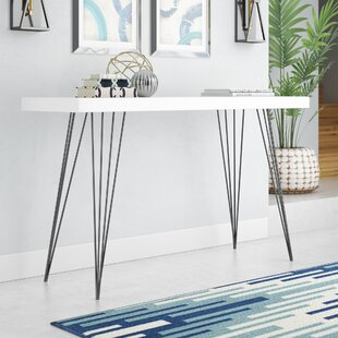 Arcuri Console Table By Mercury Row