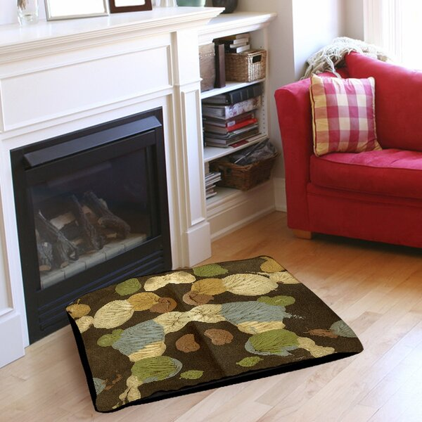 Rorschach Abstract Indoor/Outdoor Pet Bed by Manual Woodworkers & Weavers
