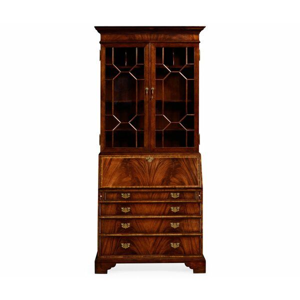 Buckingham Georgian China Cabinet by Jonathan Charles Fine Furniture