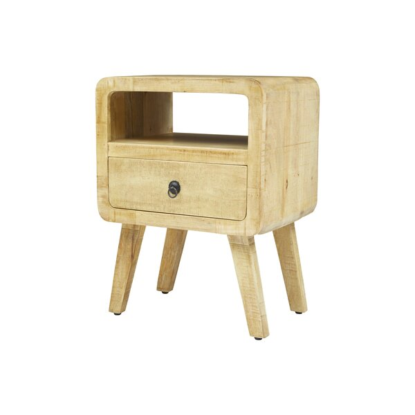 Irene End Table by Union Rustic