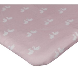Paper Swans Change Pad Cover