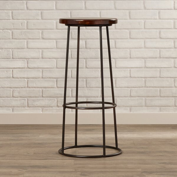 Kori 30 Bar Stool by 17 Stories