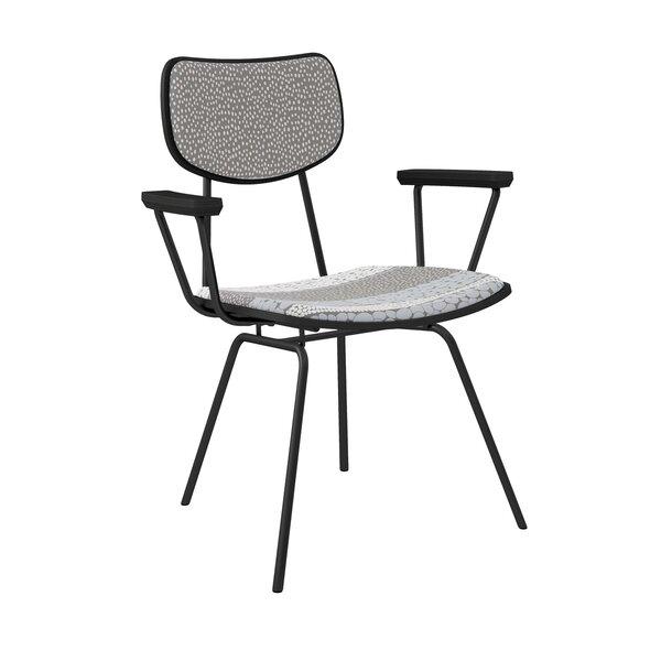 Mazin Upholstered Side Chair by Latitude Run Latitude Run