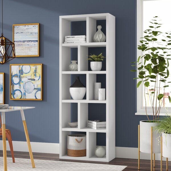 Varga Geometric Bookcase by Latitude Run