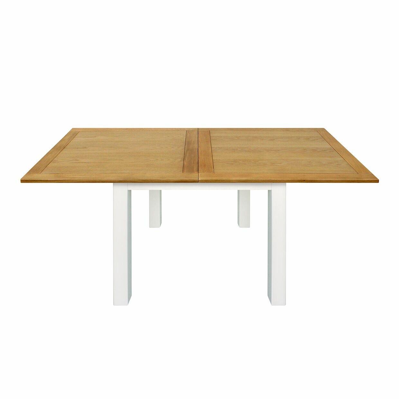 Prestington Essgruppe Oldcroft mit ausziehbarem Tisch und 4 Stühlen ...
