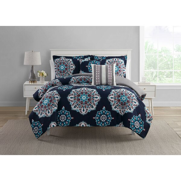 Adriah Comforter Set