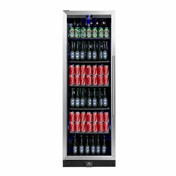 23.54-inch 14.3 cu. ft. Undercounter Beverage Center by Kingsbottle
