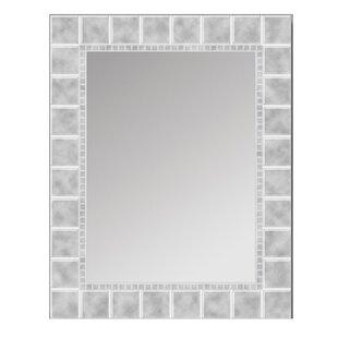 Best Reviews Ehmann Block Bathroom/Vanity Mirror ByEbern Designs