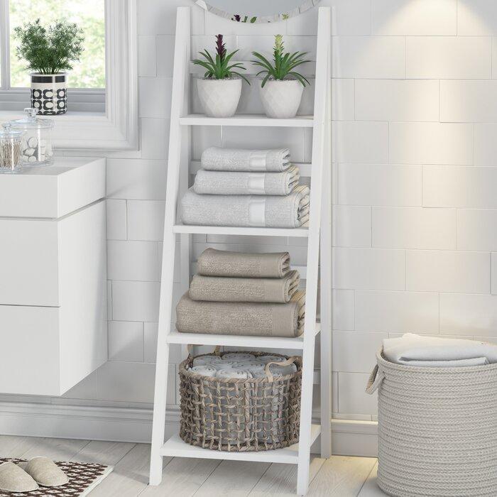 Wicker Bathroom Shelf Wikie Cloud Design Ideas