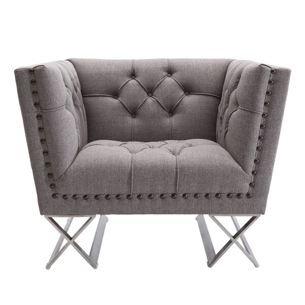 Borchert Armchair by Willa Arlo Interiors