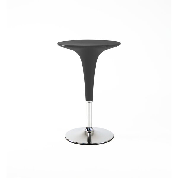 Bombo 22 Round Adjustable Table by Gordon International