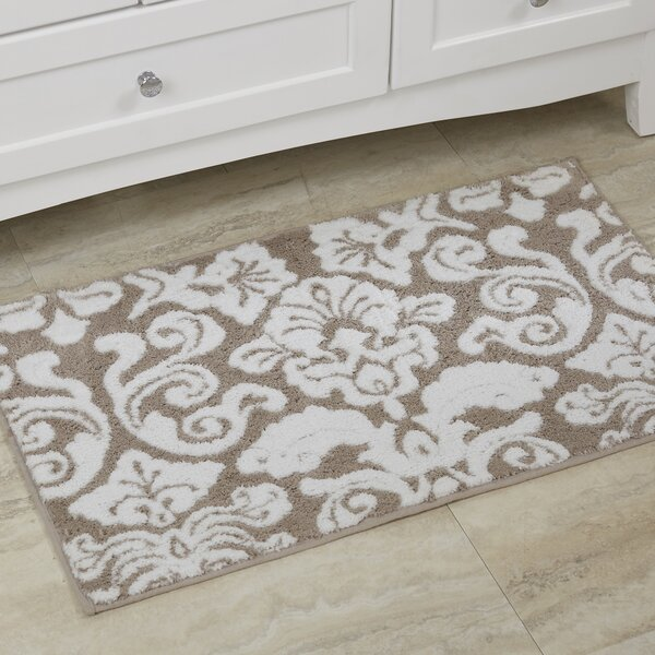 Rosella Off-White Area Rug by Birch Lane™