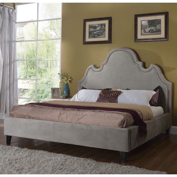 Edenfield Upholstered Platform Bed by Everly Quinn