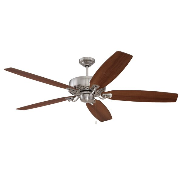 64 Pittman 5-Blade Ceiling Fan by Darby Home Co