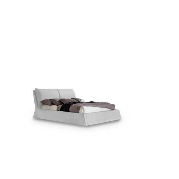 Okelley Upholstered Platform Bed by Orren Ellis Orren Ellis