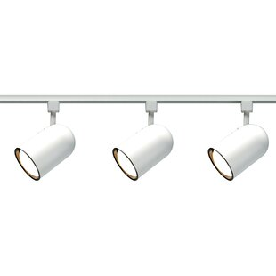 Reviews 3-Light Bullet Cylinder Track Kit By Nuvo Lighting