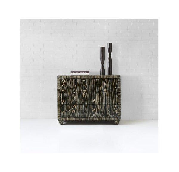 Melange Frye 3 Drawer Accent Chest by Hooker Furniture