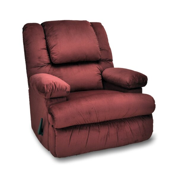 Stevens Manual Rocker Recliner by Darby Home Co