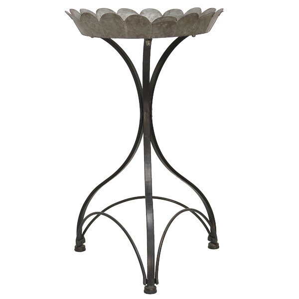Zeman End Table by Charlton Home