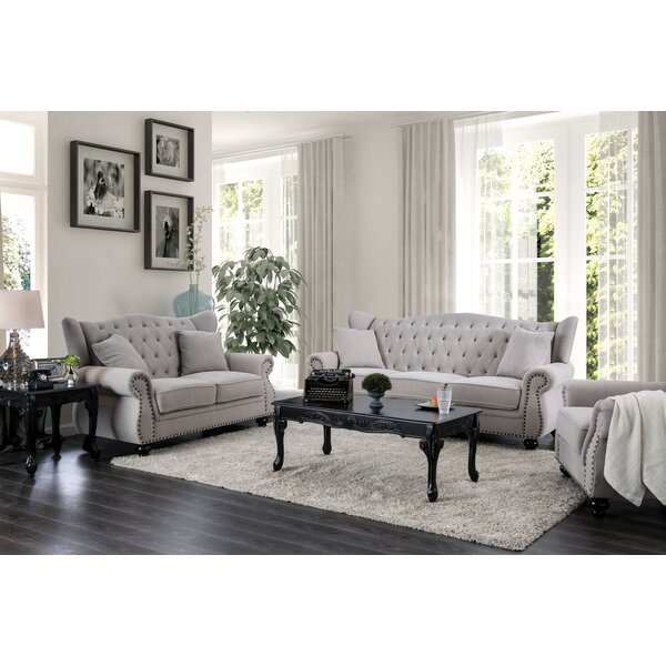 Allenville Configurable Living Room Set by House of Hampton