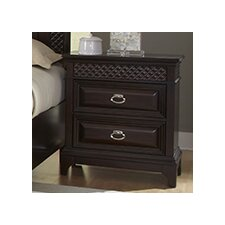 Sonoma 2 Drawer Nightstand by Najarian Furniture