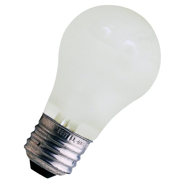 15W Frosted 120-Volt Incandescent Light Bulb by FeitElectric
