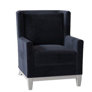 Shadow Play Atlas Wingback Chair By Lexington
